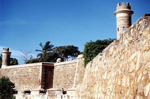 Fortines y castillo de venezuela catedra bolivariana - San carlos cortinas ...