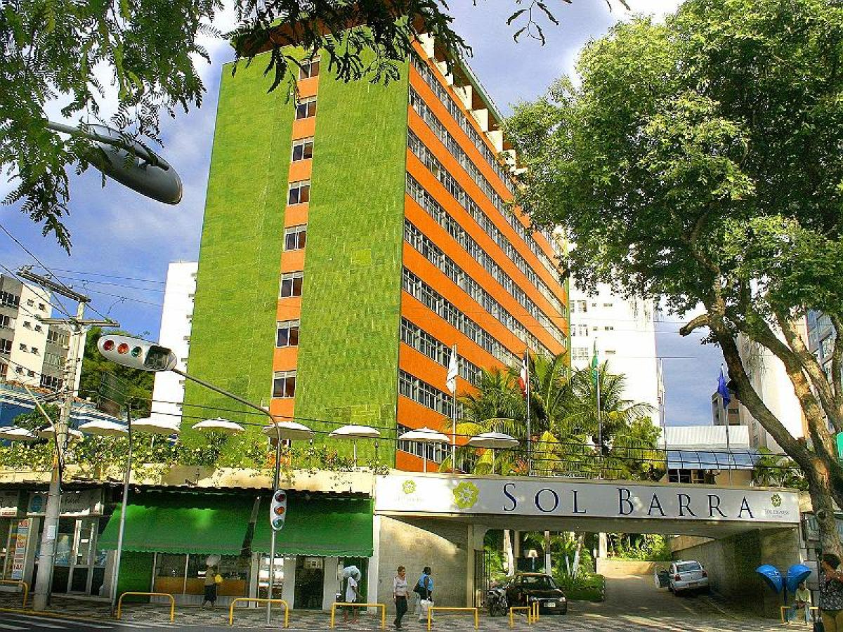 SOL BARRA ex PRAIAMAR HOTEL