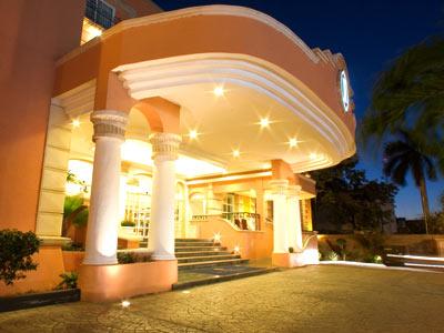 HOTEL PRESIDENTE INTERCONTINENTAL VILLA MERCEDES