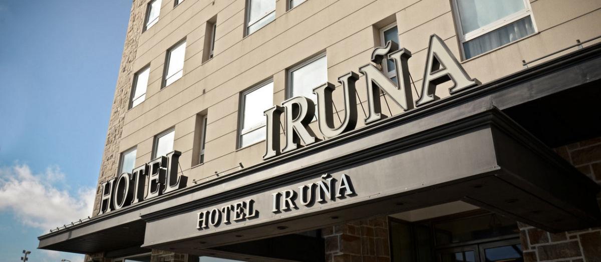 GRAN HOTEL IRUÑA