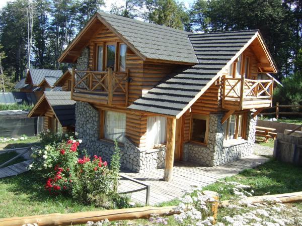 Hosteria pichi rincon - Casas de madera nordicas ...