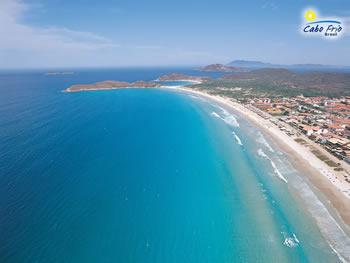 PRAIA DO PERO- (foto de Prefeitura de Cabo Frio)