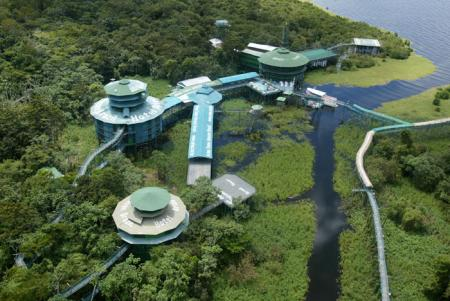 ARIAU JUNGLE TOWER LODGE