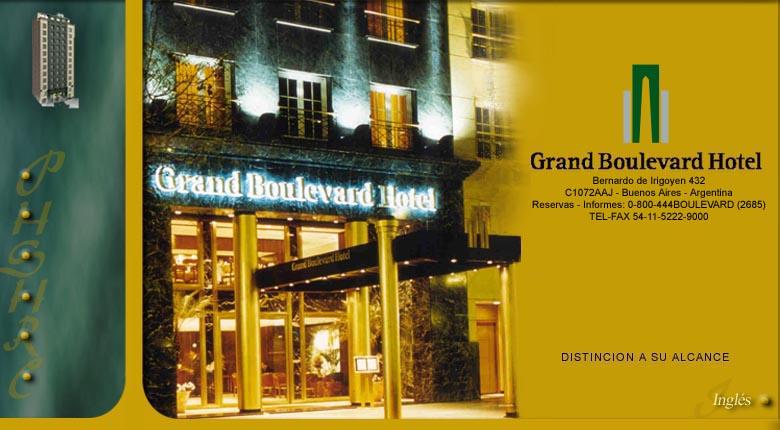 GRAND BOULEVARD HOTEL